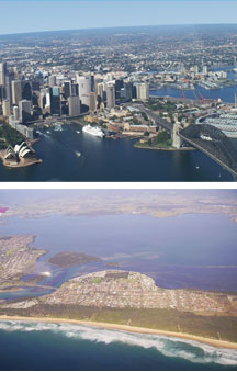 Sydney By Air - Attractions Melbourne