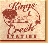 Kings Creek Station - Attractions Melbourne