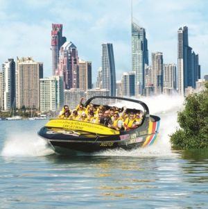 Paradise Jetboating - Attractions Melbourne