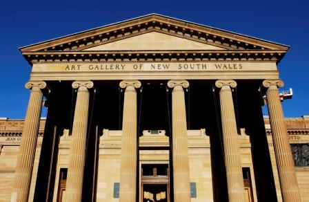 Art Gallery Of New South Wales - Attractions Melbourne