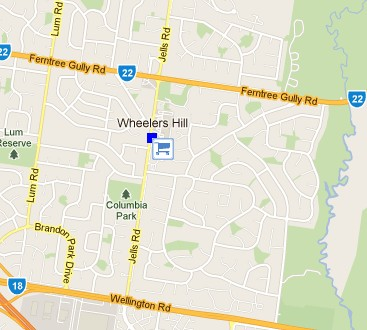 Wheelers Hill Shopping Centre - Attractions Melbourne