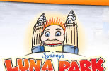 Luna Park Sydney - Attractions Melbourne
