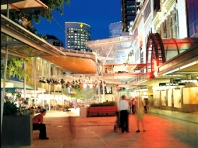 Queen Street Mall - Attractions Melbourne