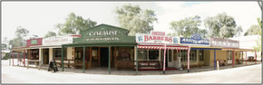 Pioneer Settlement - Attractions Melbourne