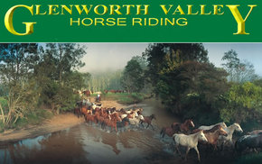 Glenworth Valley Horseriding - Attractions Melbourne