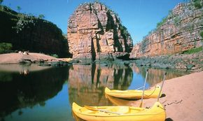 Katherine Gorge - Attractions Melbourne