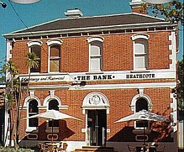 The Bank Heathcote - Attractions Melbourne