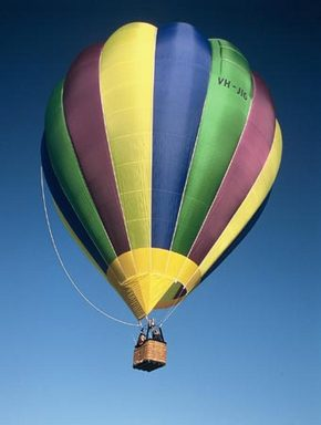 Balloon Safari - Attractions Melbourne