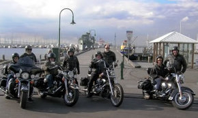 Harley Rides Melbourne - Attractions Melbourne