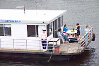 Clyde River Houseboats - Attractions Melbourne