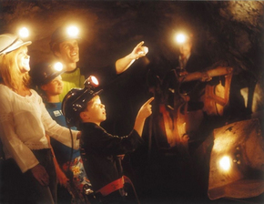 Central Deborah Gold Mine - Attractions Melbourne