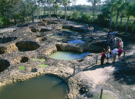 Mystery Craters - Attractions Melbourne