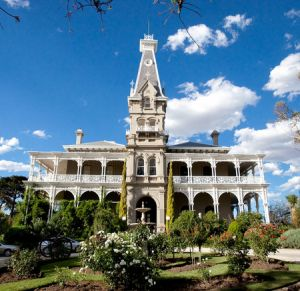 Rupertswood Mansion - Attractions Melbourne
