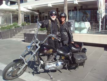 Andy's Harley Rides - Attractions Melbourne