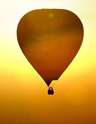 Balloon Flights Over Melbourne - Attractions Melbourne