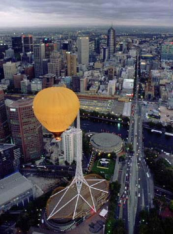 Balloon Sunrise Hot Air Ballooning - Attractions Melbourne