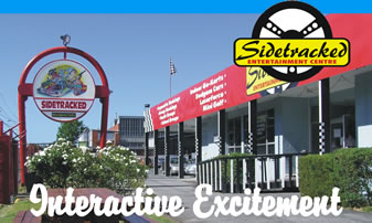 Sidetracked Entertainment Centre - Attractions Melbourne