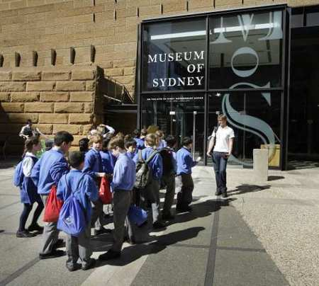 Museum of Sydney - Attractions Melbourne