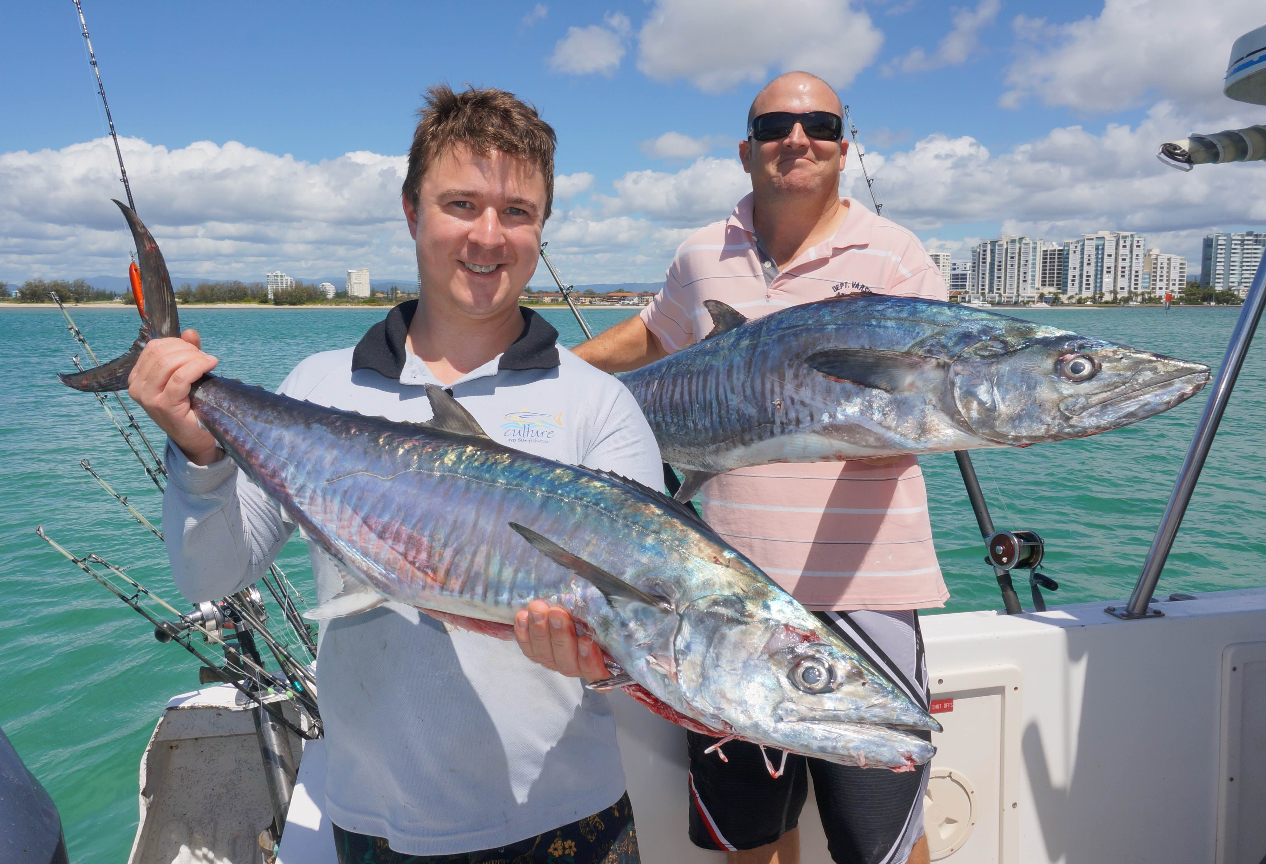 BKs Gold Coast Fishing Charters - Attractions Melbourne