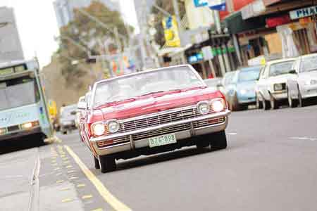 Top Down Tours / Chevrolet Convertibles - Attractions Melbourne