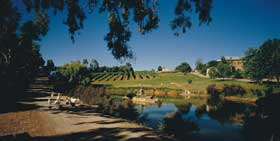 Mount Hurtle Winery home of Geoff Merrill Wines - Attractions Melbourne