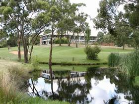 Flagstaff Hill Golf Club and Koppamurra Ridgway Restaurant - Attractions Melbourne