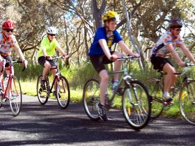 Penola Cycling Trails - Attractions Melbourne