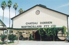 Chateau Dorrien Winery - Attractions Melbourne