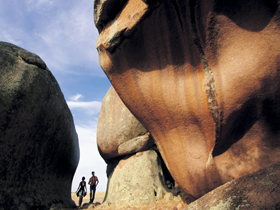 Murphy's Haystacks - Ancient Granite Rock - Attractions Melbourne