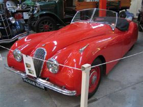 Goolwa Motor Museum - Attractions Melbourne