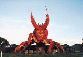 The Big Lobster - Attractions Melbourne