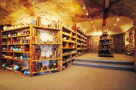 Underground Potteries - Attractions Melbourne