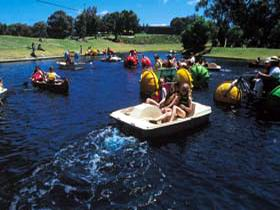 Greenhills Adventure Park - Attractions Melbourne