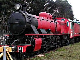 Don River Railway - Attractions Melbourne