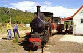 Wee Georgie Wood Steam Railway - Attractions Melbourne