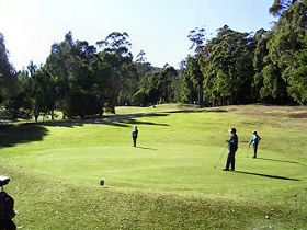 Sheffield Golf Course - Attractions Melbourne