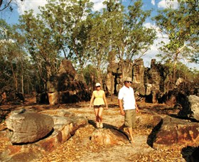 The Lost City - Litchfield National Park - Attractions Melbourne