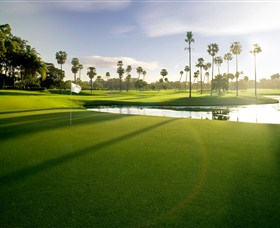 Sanctuary Cove Golf and Country Club - Attractions Melbourne