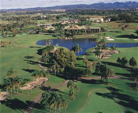 Palm Meadows Golf Course - Attractions Melbourne
