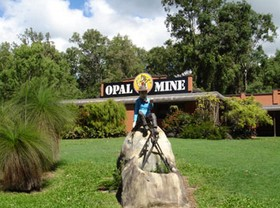 Outback Opal Mine - Attractions Melbourne