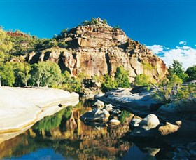 Porcupine Gorge National Park - Attractions Melbourne