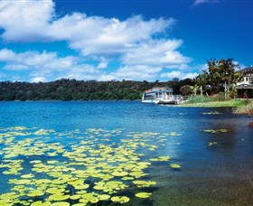 Lake Barrine Crater Lakes National Park - Attractions Melbourne