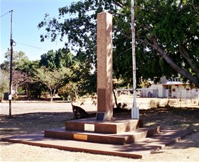 Mount Isa Memorial Cenotaph - Attractions Melbourne