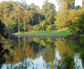 Royal Botanic Gardens Melbourne - Attractions Melbourne