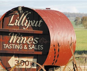 Lilliput Wines - Attractions Melbourne
