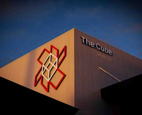 The Cube Wodonga - Attractions Melbourne