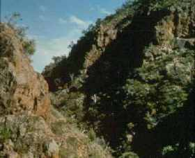 Werribee Gorge State Park - Attractions Melbourne