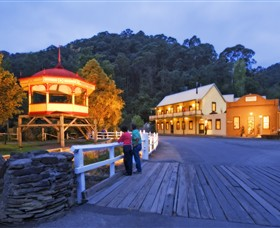 Walhalla Historic Area - Attractions Melbourne