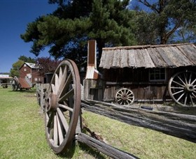 Old Gippstown - Attractions Melbourne