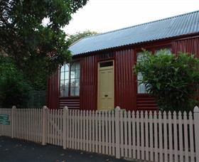 19th Century Portable Iron Houses - Attractions Melbourne